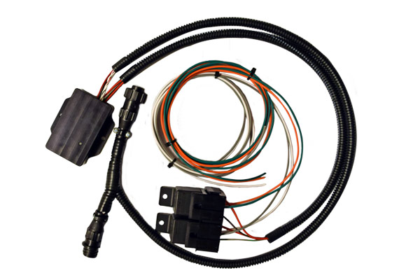 SFT4001 - SFT-4001 Gauge Driver Controlled Reverse Lights Neutral Safety Relay Module