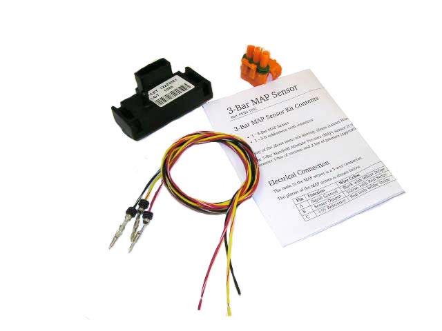 A-SNS1002 - 3-Bar MAP Sensor